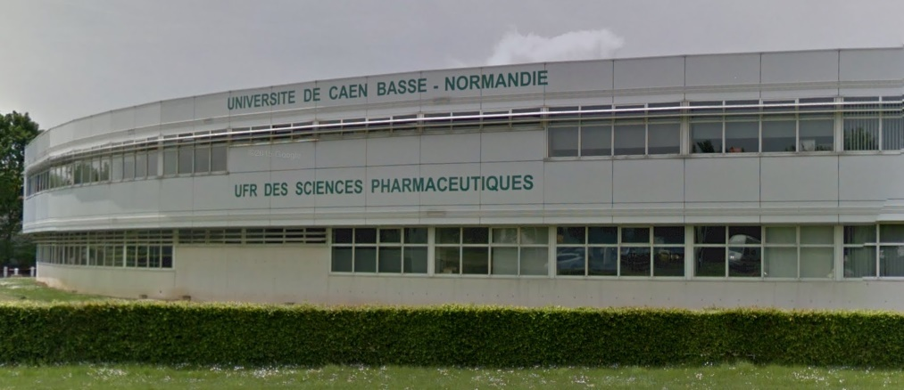 UFR de sciences pharmaceutiques, Université de Caen Normandie